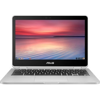 "Manufacturer Refurbished - ASUS C302CA-RHPDT11 12.5"" Laptop Intel Pentium 4405Y 1.5GHz 4GB 32GB Chrome OS"