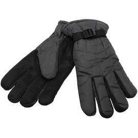 Men's Outdoor Winter Warm Comfortable Gloves Underside Easy Grip