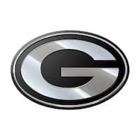 Green Bay Packers Auto Emblem - Premium Metal