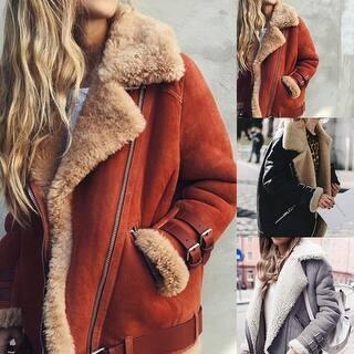 21e7d500ac63 Womens Warm Long Coat Fur Collar Hooded Jacket Slim Winter Parka Outwear  Coats. Quick View