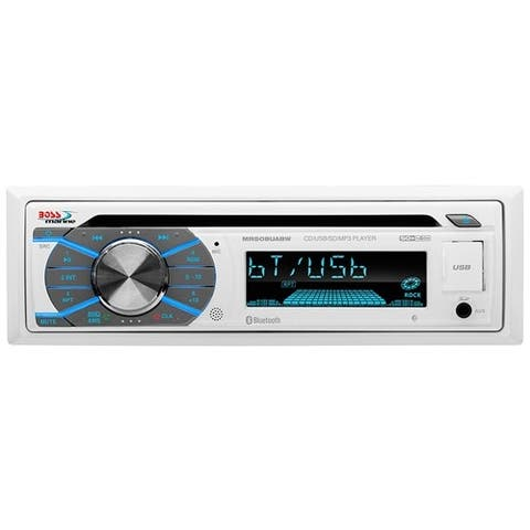 Boss Audio Marine Single DIN Receiver Multimedia Player