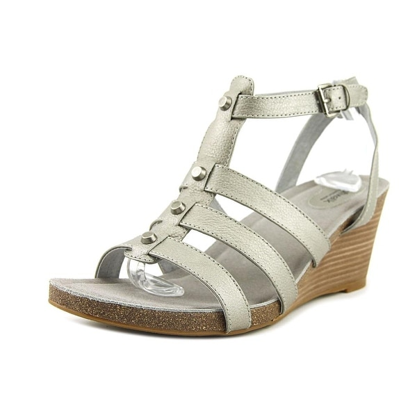 Softwalk Jacksonville Silverwash Sandals