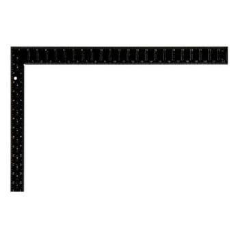 Shop Johnson CS9 Professional Easy-Read Steel Framing Square, 16\