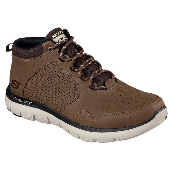Skechers 52187 CHOC Men's FLEX ADVANTAGE 2.0-HIGH-KEY Training