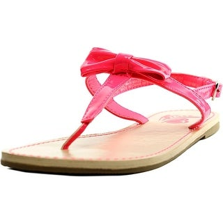 The Children's Place 2055911 Open Toe Synthetic Thong Sandal