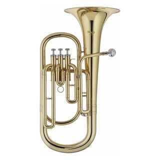 Link to Stagg Bb 3 valve Baritone with ABS Case - WS-BH235 Similar Items in Brass Instruments