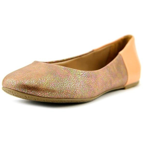 Tkees Raleigh Round Toe Synthetic Ballet Flats