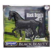 Breyer Black Beauty Horse and Book Set - multi