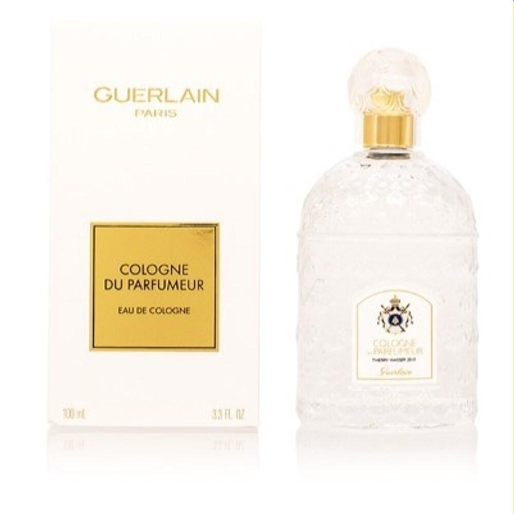 Guerlain Cologne Du Parfumeur Cologne Spray For Men 3.3 OZ 170537 (3.1 - 4 Oz.)