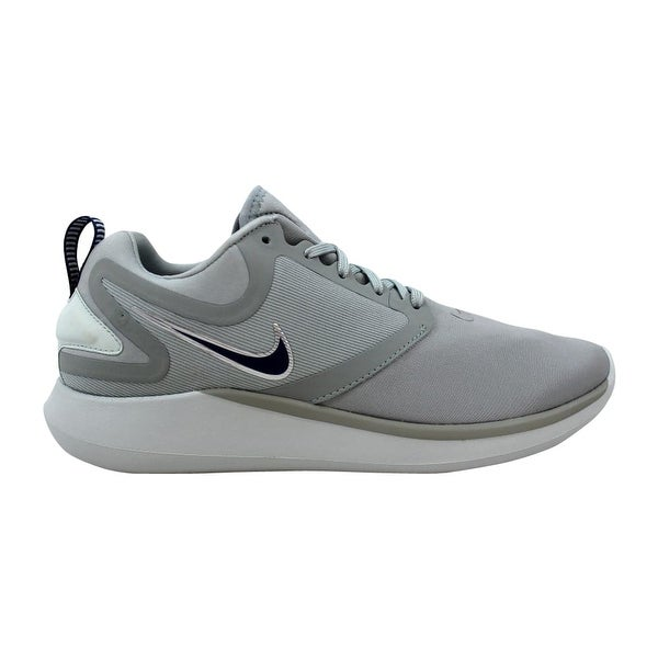 f5d891fc03f69 Shop Nike Lunarsolo Light Pumice Navy-Barely Grey AA4080-016 Women s ...