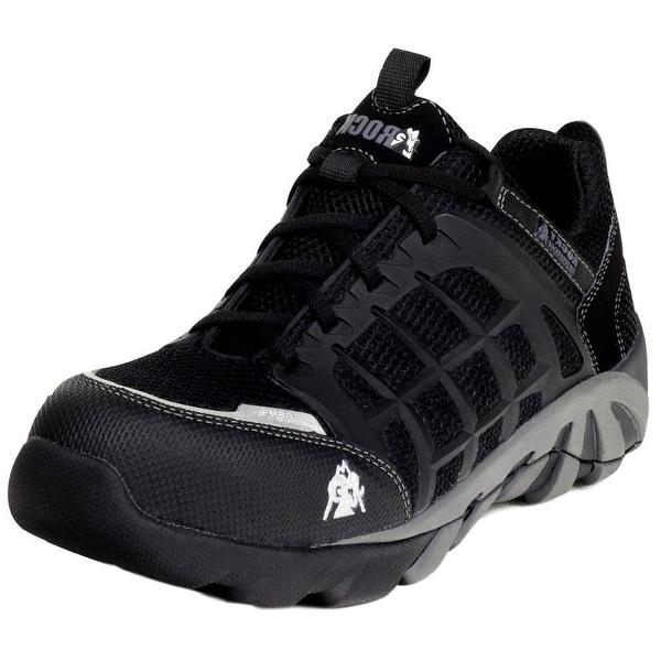 Rocky Work Shoes Mens Trailblade Composite Toe WP Black