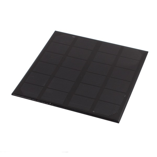 145mm x 145mm 3 Watts 6 Volts Monocrystalline Solar Cell Panel Module