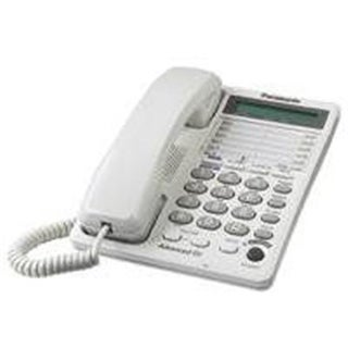 Corded 2-Line Intergrated Telephone System with Speaker Phone