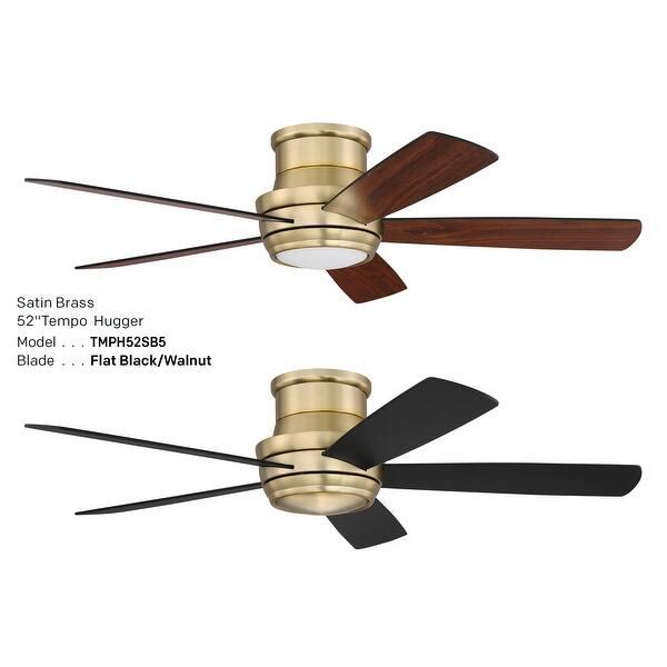 5 Blade Led Ceiling Fan