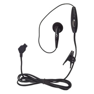 Mono Earbud Headset for Samsung M20 Pin Connection