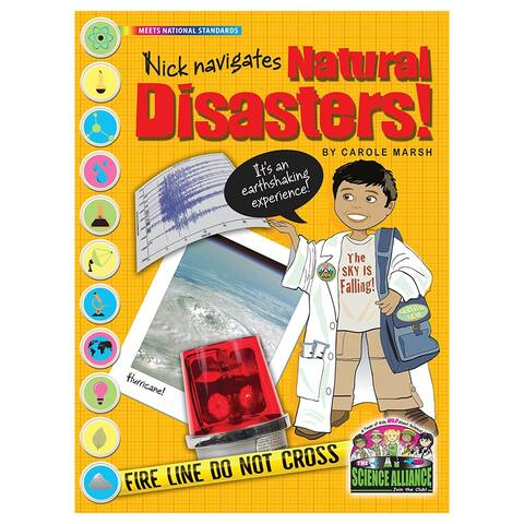 Science Alliance Earth Science Natural Disasters