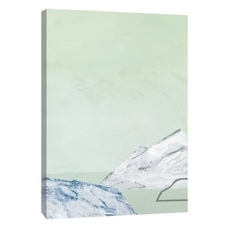 "PTM Images 9-108517  PTM Canvas Collection 10"" x 8"" - ""Formations 8"" Giclee Nautical and Ocean Art Print on Canvas"
