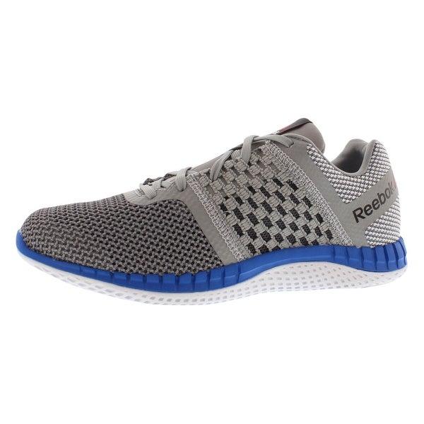 a3fc157ac1be8c Shop Reebok Zprint Run Running Men s Shoes - Free Shipping Today ...