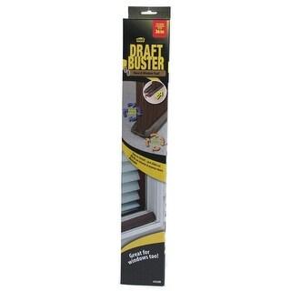 "M-D Building 43200 Draft Buster Door And Window Seal, 36"", Brown"