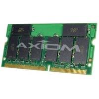 """Axion AXR133S3O/256 Axiom 256MB SDRAM Memory Module - 256MB - 133MHz PC133 - Non-ECC - SDRAM - 144-pin SoDIMM"""
