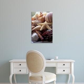 Easy Art Prints Michele Westmorland's 'Shellfish Details' Premium Canvas Art