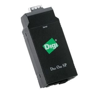 Digi 70001852 Digi One SP 1-Port Device Server - 1 x DB-9 , 1 x RJ-45
