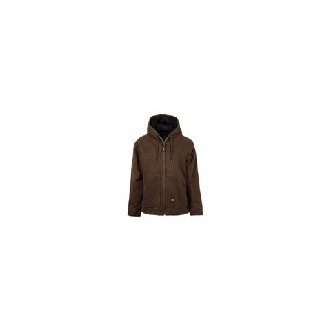 Berne 1915 Washed Arctic Hooded Jacket