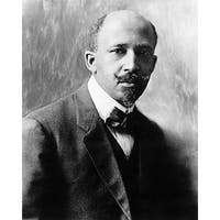''W.E.B. Du Bois, 1919'' by McMahan Photo Archive African American Art Print (10 x 8 in.)