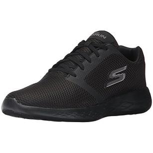 Skechers Performance Men's Go Run 600 Running Shoe, Black, 9 M US