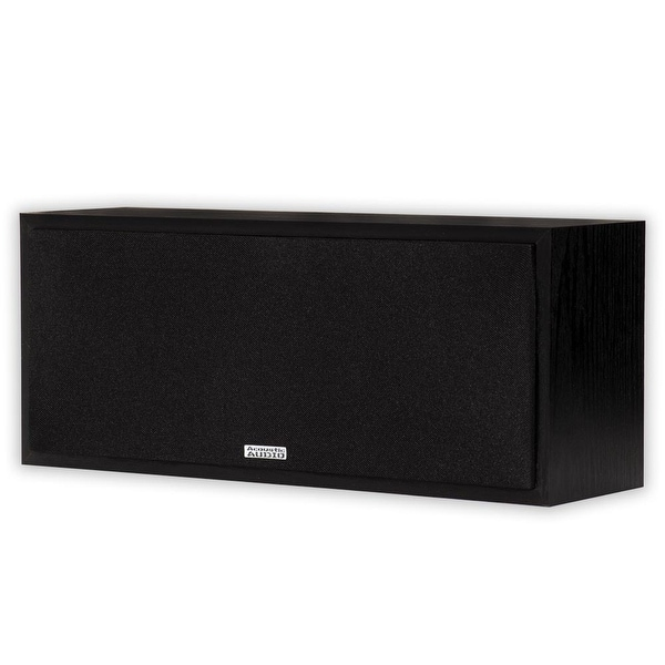 Acoustic Audio PSC43 Center Channel Speaker 3-Way Home Theater Surround Sound