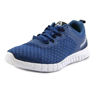 Reebok Zquick Lite   Round Toe Synthetic  Running Shoe