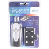 Color Changing Led Light Pod With Remote