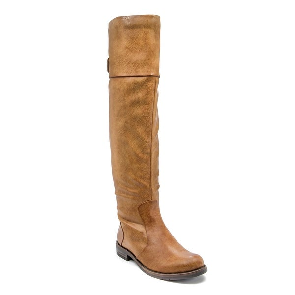 Baretraps Charidy2 Women's Boots Brush Brown