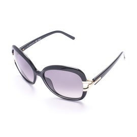 Chloe Square Sunglasses Black
