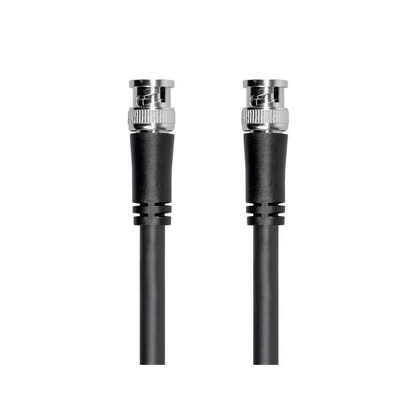 Monoprice Viper Series HD-SDI RG6 BNC Cable, 6-inch