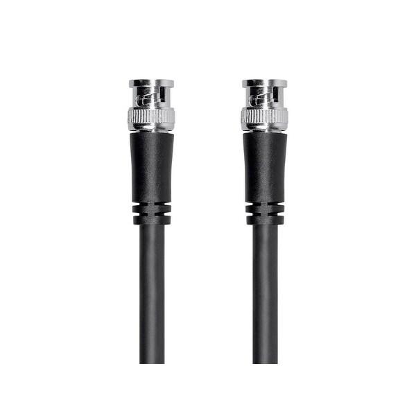 Monoprice Viper Series HD-SDI RG6 BNC Cable, 75ft