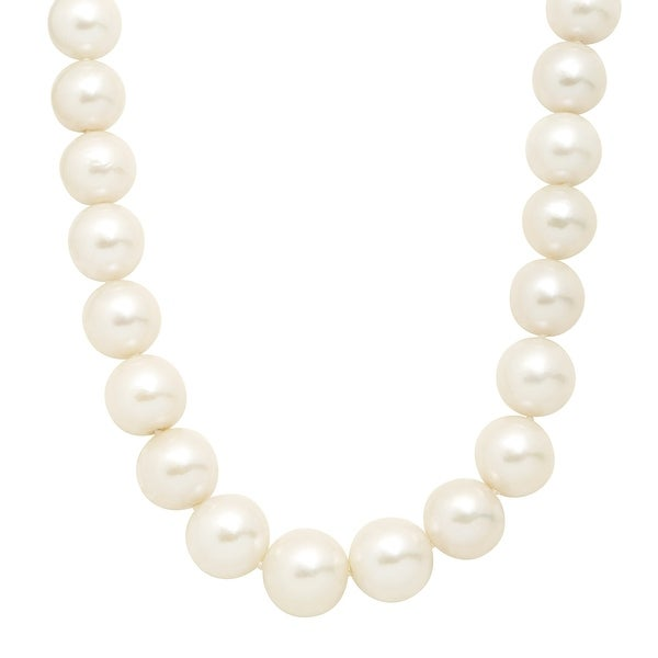 Honora 12-16 mm Ming Freshwater Pearl Strand Necklace in 14K Gold, 20""