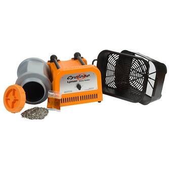 Lyman 7631550 lyman cyclone rotary casetumbler 115v