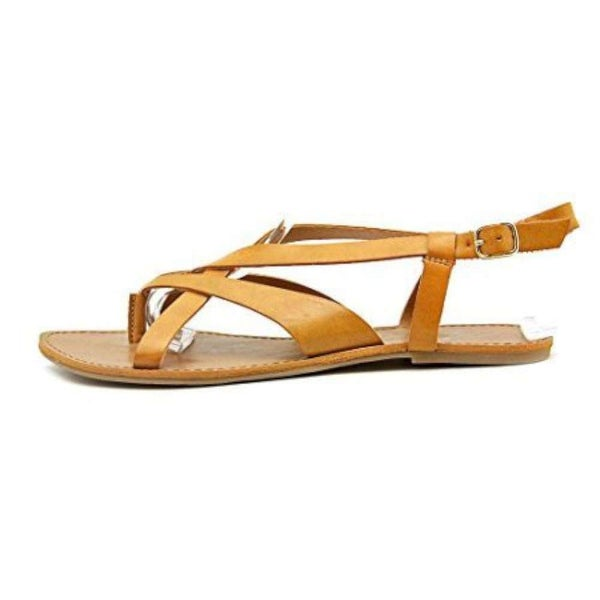 American Rag Womens Logan Open Toe Casual Ankle Strap Sandals