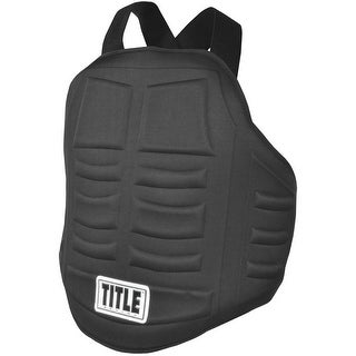 Title Boxing Ultra Light Molded Chest Guard