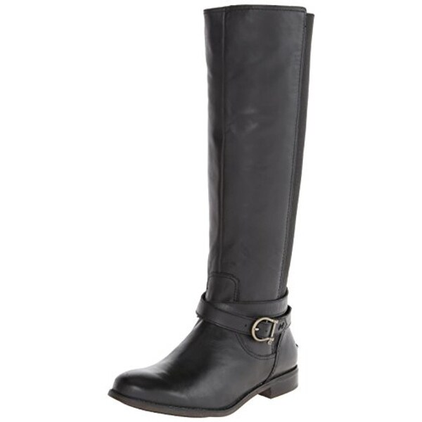 Sperry Womens Cedar Riding Boots Leather Knee High - 5 medium (b,m)