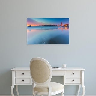Easy Art Prints Toby Harriman Visuals's 'Velvet Icing' Premium Canvas Art