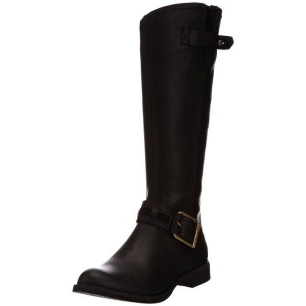 Timberland Womens Savin Hill Riding Boots Leather Harness - 5.5 medium (b,m)