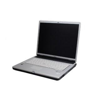 "Fujitsu LifeBook E8110 15.0"" Black & Gray Refurb Laptop - Intel Core 2 Duo 2.0 GHz 4GB SODIMM DDR2 120GB DVD-RW Win 10 Home"
