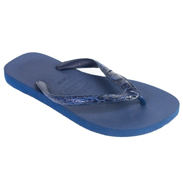 602dbba5e37 Shop Valentino Garavani Mens Leather Strap Thong Sandals - Free ...