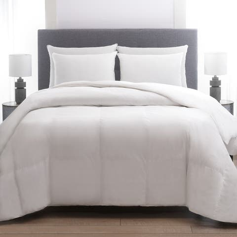Cozy Classics 233 Thread Count Cotton Polyester Pillow (4 Pack)