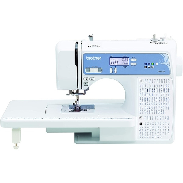 Brother Computerized Sewing & Embroidery Machine. Opens flyout.
