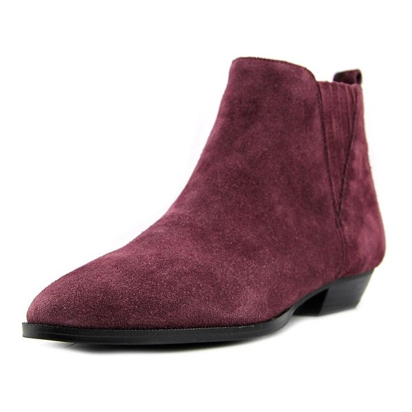 Ivanka Trump Avali Dark Red Boots