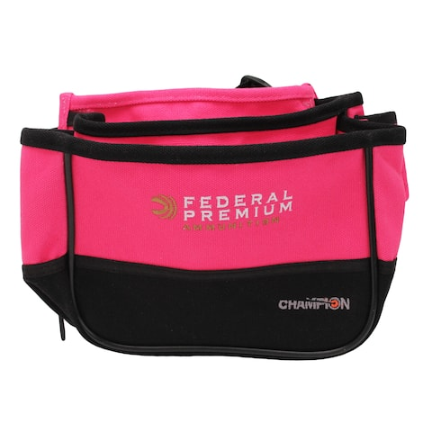 Champion traps and targets 45853 champion traps and targets 45853 double shell pouch, pink