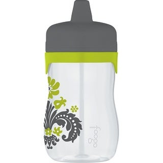 THERMOS FOOGO 11-Ounce Hard Spout Sippy Cup (Tripoli Pattern)